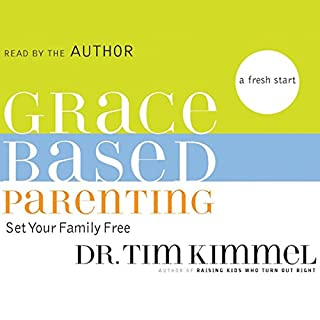 Grace-Based Parenting cover art
