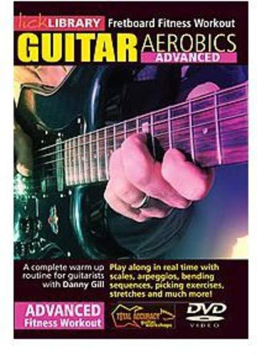 Guitar Aerobics-Advanced [DVD] [Import]