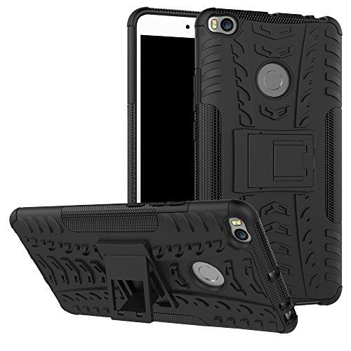 Xiaomi Mi Max 2 Handy Tasche, FoneExpert® Hülle Abdeckung Cover schutzhülle Tough Strong Rugged Shock Proof Heavy Duty Hülle Für Xiaomi Mi Max 2