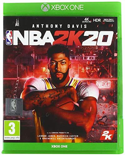 NBA 2K20, Xbox One