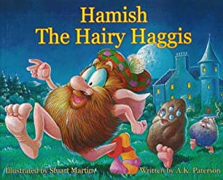 Paterson, A: Hamish the Hairy Haggis (Lomond)
