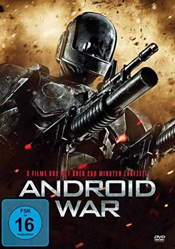 Android War [3 DVDs]