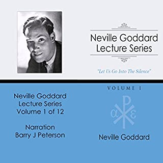 Neville Goddard Lecture Series: Volume I cover art