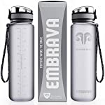 Best Sports Water Bottle - 32oz Large