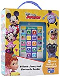 Disney Junior Mickey Mouse Clubhouse, Puppy Dog Pals and More!- Me Reader Electronic Reader and 8-Book Library - PI Kids
