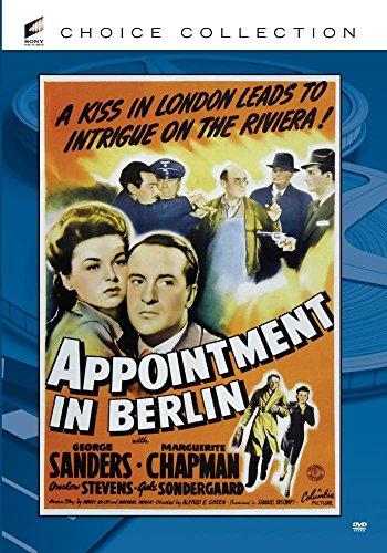 Appointment In Berlin [Edizione: Stati Uniti] [Reino Unido] [DVD]