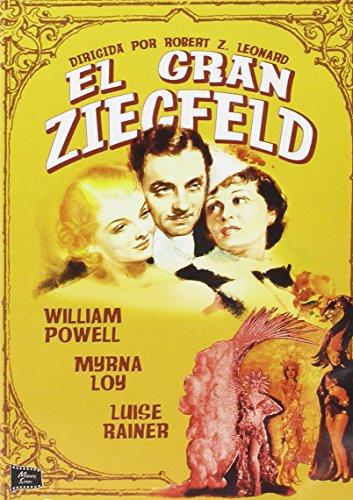El Gran Ziegfeld [DVD]