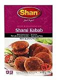 Shan Shami Kabab- mezcla de especias hamburguesas de carne y lentejas 50g