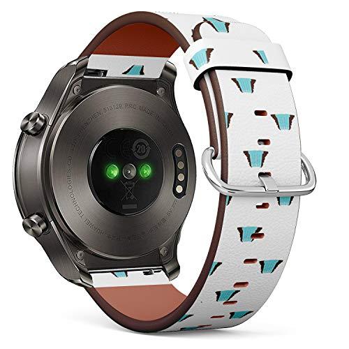Compatible con Huawei Watch 2 Classic - Correa de Reloj de C