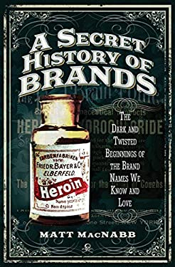 A Secret History of Brands: The Dark and Twisted Beginnings of the Brand Names We Know and Love