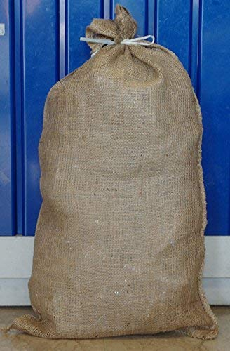 Sacos arpillera 46x 84cm paquete 6unidades