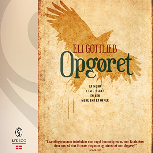 Opgøret (Danish Edition) audiobook cover art