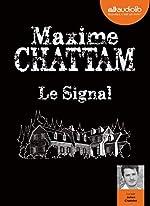 Le Signal - Livre audio 2 CD MP3 de Maxime Chattam