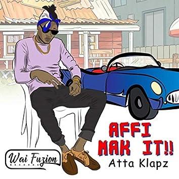 Affi Mek It - Single