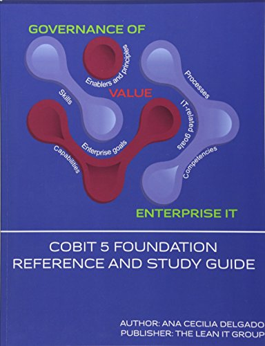 COBIT 5 Foundation-Reference and Study Guide