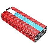 KSTE Inverter Fotovoltaico, Energia Solare Compatible with Auto 10000W Inverter fotovoltaici convertitore di Alimentazione 12V a 220V