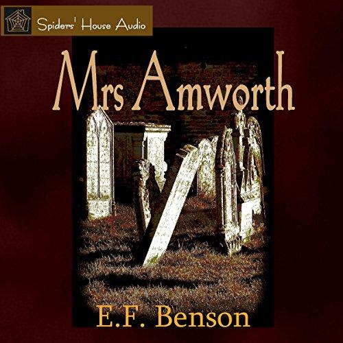 Couverture de Mrs Amworth