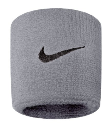 Nike Unisex-Youth Gelenkband, grey heather/black, OSFM
