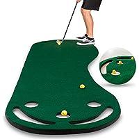Abco Tech Golf Putting Green Grassroots Mat, 9ft x 3ft