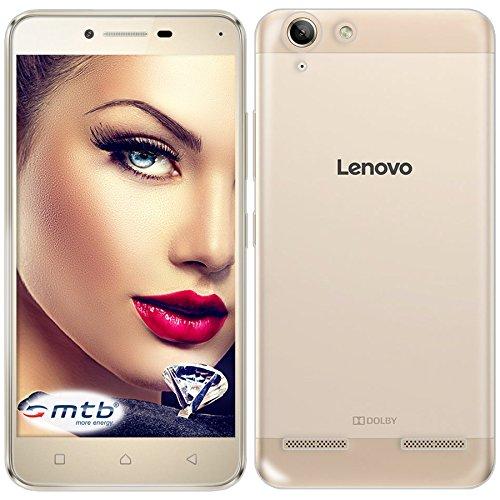 mtb more energy® Schutz-Hülle Clear und Slim für Lenovo K5 / K5 Plus (5.0'') | transparent | flexibel | TPU Silikon Hülle Cover Tasche