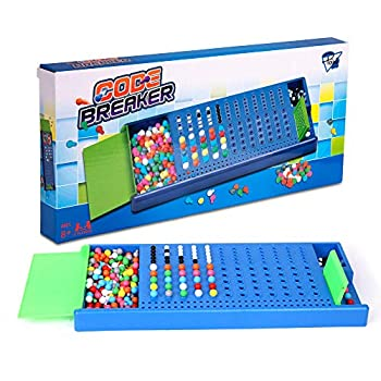 Point Games Code Breaker Board Game - Mastermind Code Breakers Toy - STEM Toys - Color Brain Game - Kids Development - Toys for Boys & Girls Suitable for 8+ Ages and up - Family Games
