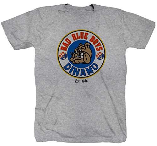 Bad Blue Boys grau T-Shirt (M)