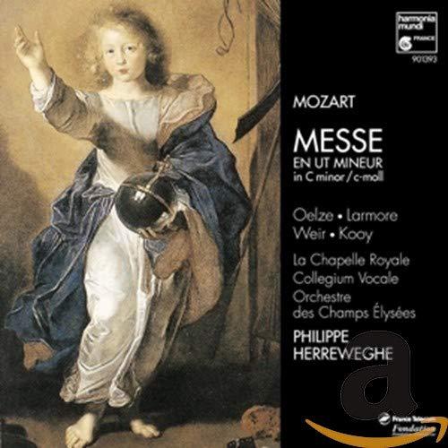 Mozart: Messe en ut mineur K. 427 / k. 477