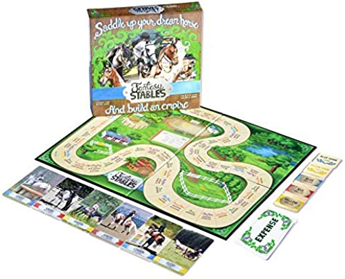 Fantasy Stables  Regular Edition Board Game by Fantasy Board Games
