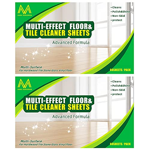 Multi-surface Floor Cleaner and Polish Eco-Friendly Plastic Free...