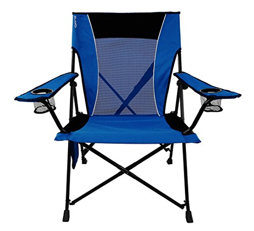 Kijaro  Dual Lock Portable Camping and Sports Chair,...