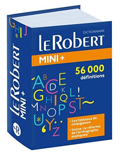 Le Robert Mini Plus Langue Francaise 2018: Flexi-bound edition (Les dictionnaires generalistes)