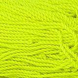 Kitty String Yo-Yo String 100 Pack - Normal - Neon Yellow