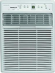 Frigidaire FFRS1022R1 10000 BTU 115-volt Slider/Casement Room Full-Function Remote Control Window Air Conditioner, 10,000, White