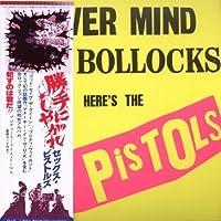 Never Mind Bollocks by Sex Pistols (2008-01-01)