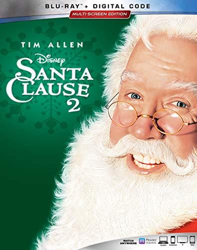 SANTA CLAUSE 2, THE [Blu-ray]