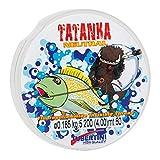 Tubertini Hilos de Pesca Tatanka Surf 0.205 mm 250 m Nylon Spinning Surfcasting Carpfishing