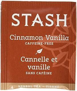 Stash Tea Cinnamon Vanilla Herbal Tea