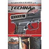 xdm clip - Techna Clip XDMBR Gun Belt Clip – Springfield Mod.2or XDM, Right Side