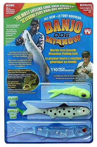Banjo Minnow 006-110 Piece Fishing System