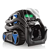 IPG for Vector Robot Face Screen Guard Decoration KIT Protector from Unexpected Attacks of Kids and Pets.Include Wheels&Body Set 7 Units Decals+2 Units Screen Protector (Blue Carbon Fiber (4D))