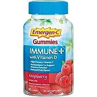 45-Count Emergen-C Immune+ Immune Gummies