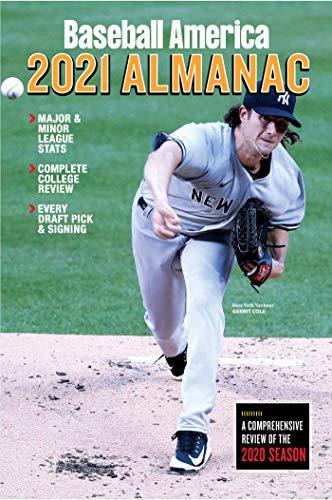 Baseball America 2021 Almanac