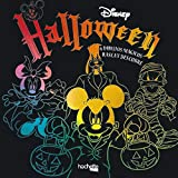 Halloween Disney. 6 dibujos mágicos: Rasca y descubre (Hachette Heroes - Disney - Colorear)