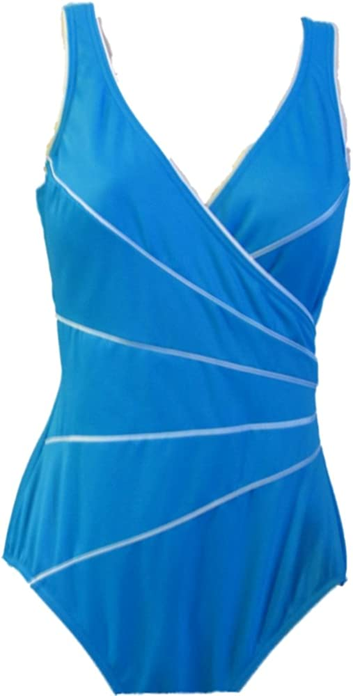Miraclesuit Women's Award Horizon Large special price One Swimsuit Piece