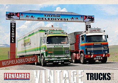 Vintage Trucks Kalender 2018