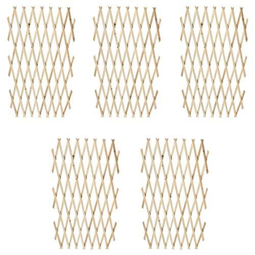 VidaXL -  vidaXL 5x Holz
