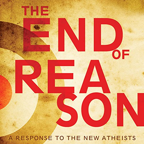 The End of Reason audiobook cover art