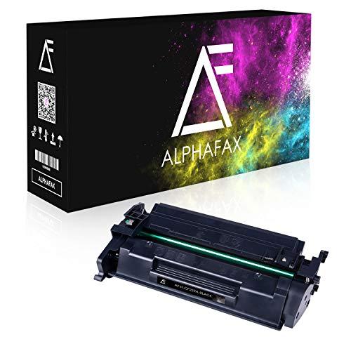 Alphafax 1 Toner mit CHIP kompatibel für HP Laserjet Pro M304a M404d M404dn M404dw M404n Laserjet Pro MFP M428fdn MFP M428fdw MFP M428m MFP M428dw CF259A 59A Schwarz je 3.000 Seiten