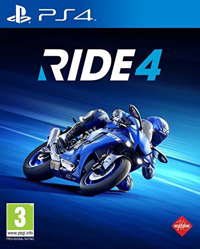 RIDE 4 (PS4) - [AT-PEGI]