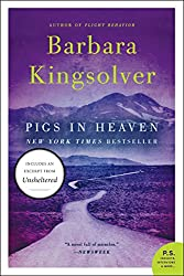 Books Set In Arizona: Pigs in Heaven (Greer Family #2) by Barbara Kingsolver. Visit www.taleway.com to find books from around the world. arizona books, arizona novels, arizona literature, arizona fiction, best books set in arizona, popular books set in arizona, books about arizona, arizona reading challenge, arizona reading list, phoenix books, tucson books, arizona books to read, books to read before going to arizona, novels set in arizona, books to read about arizona, arizona authors, arizona packing list, arizona travel, arizona history, arizona travel books
